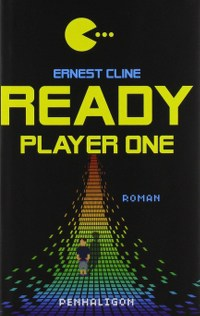 Rezension, Ernest Cline, Penhaligon Verlag