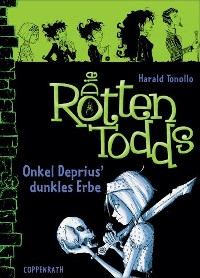 Harald Tonollo, Coppenrath Verlag, Rezension