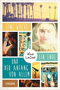 Nina LaCour, Carlsen Verlag, Rezension, Cover