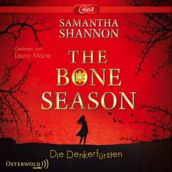 Rezension, Samantha Shannon, Hörbuch Hamburg