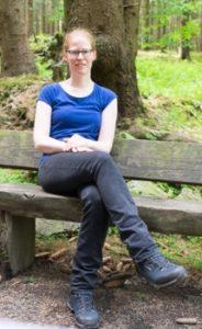 Pause, Yvonne, Harzer-Hexen-Stieg, 2017, Wanderung,