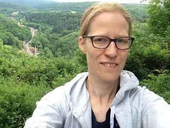 Yvonne, Harzer-Hexen-Stieg, 2017, Wanderung,