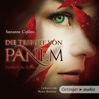 Rezension, Suzanne Collins, Oetinger Audio