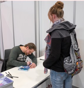 Leipziger Buchmesse, Lappan Verlag, Joscha Sauer, Carlsen Verlag