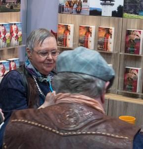 Leipziger Buchmesse, Iny Lorentz