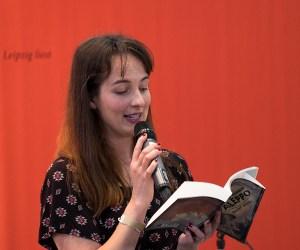 Leipziger Buchmesse, Amrun Verlag, Jennifer Benkau