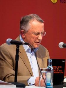 Leipziger Buchmesse, Bernd O. Hogrefe