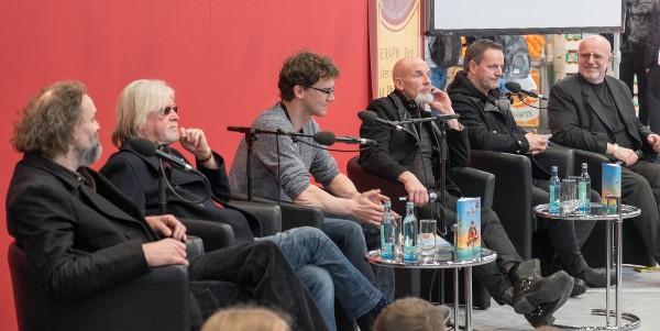 Leipziger Buchmesse, Planet!, Thienemann-Esslinger Verlag, Santiano, Lukas Hainer