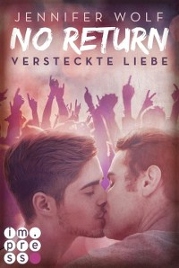Rezension, Jennifer Wolf, Carlsen Impress