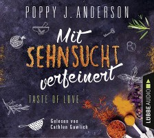 Lübbe Audio, Rezension, Poppy J. Anderson