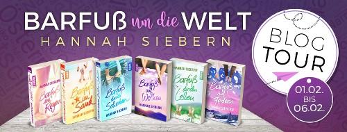 Blogtour, Hannah Siebern