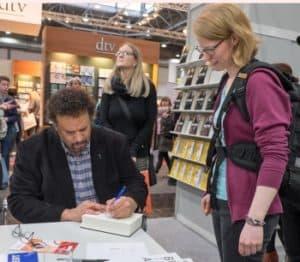 Leipziger Buchmesse, LBM 2018, Neal Shusterman