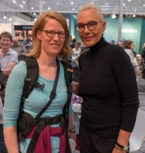 Leipziger Buchmesse, LBM 2018, Natascha Ochsenknecht