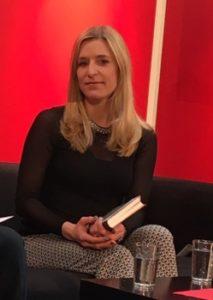 Leipziger Buchmesse, LBM 2018,  Stefanie Hertel