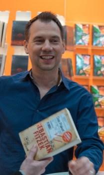 Leipziger Buchmesse, LBM 2018, , Sebastian Fitzek