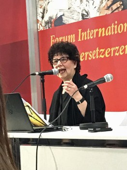 Leipziger Buchmesse 2018, Holly Jane Rahlens