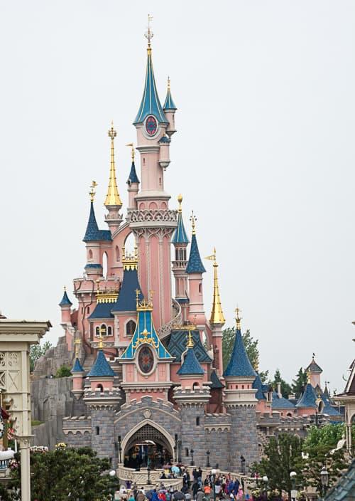 Disneyland, Frankreich