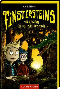 Die Finstersteins, Rezension, Kai Lüftner, Coppenrath Verlag