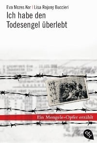 Rezension, Eva Mozes Kor, cbj Verlag, Random House Verlage