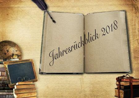 Jahresrückblick, 2018