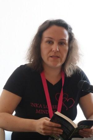 Inka Loreen Minden, Lesung, LLC2019, Loveletter Convention, LLC19, Berlin