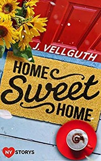 Rezension, Cover, J. Vellguth, 4 Federn, Home Sweet Home