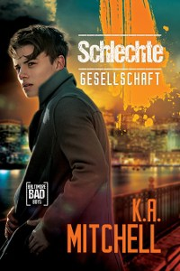 K. A. Mitchell, Dreamspinner Press, Rezension, Cover