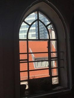 LitCampHH19, Sessionraum, Ausblick aus dem Fenster