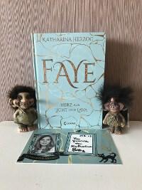 Katharina Herzog, Island, Faye, Loewe Verlag