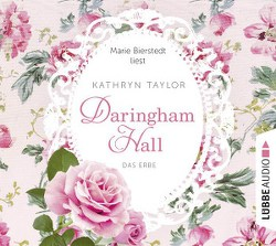 Cover, Daringham Hall, Kathryn Taylor, Lübbe Audio