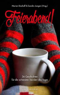 Cover, Rezension, Kurzgeschichtensammlung, Feierabend