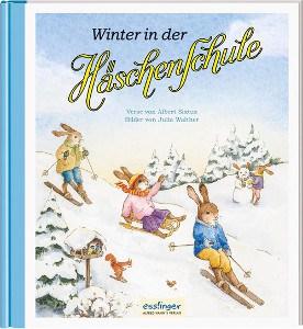 Cover, Häschenschule, Rezension, Thienemann-Esslinger Verlag, Albert Sixtus, Julia Walther