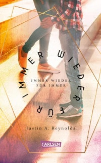 Cover, Rezension, Justin A. Reynolds, Carlsen Verlag
