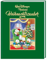 Cover, Entenhausen, Walt Disney, Rezension