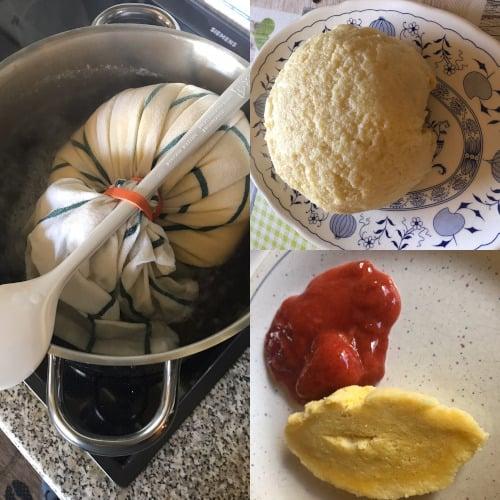 Dithmarscher Mehlbeutel, Mehlbüddel, Samstagsplausch