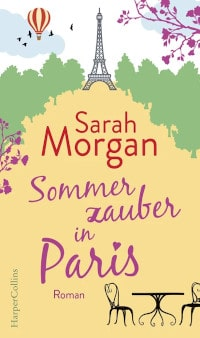Cover, Sommerzauber in Paris, Rezension, Harper Collins, Sarah Morgan