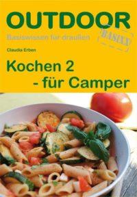 Conrad Stein Verlag, Rezension, Kochen für Camper