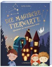 Rezension, magische Tierwarte, Paperish Verlag