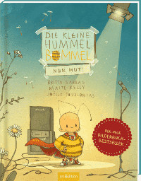 Rezension, Hummel Bommel, arsEdition, Britta Sabbag, Maite Kelly, Joëlle Tourlonias, Kinderbuch