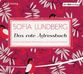 Rezension, Hörbuch, derHörverlag, Sofia Lundberg, Adressbuch