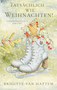 Cover, Brigitte van Hattem, Rezension, Weihnachten