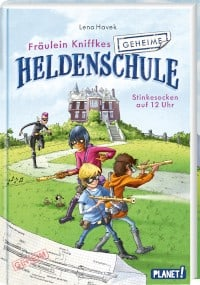 Rezension, Thienemann-Esslinger Verlag, Planet!, Lena Havek, Kinderbuch