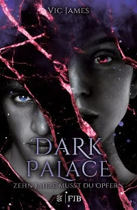 Dark Palace, Cover, Vic James, Fischer Jugendbuch, Rezension