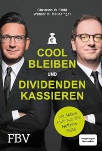Aktien, Dividenden, FinanzBuch Verlag, Cover