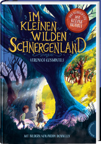 Thienemann Verlag, Veronica Cossaneli, Paddy Donelly, Rezension
